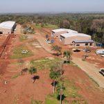 Base Base en construcción